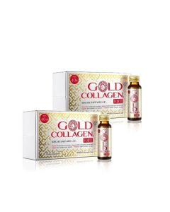 Gold Collagen Forte 10X50Ml Duo-Pack