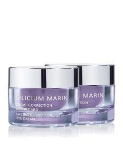 Thalgo Silicium Lifting Correcting Eye Cream Duo Pack