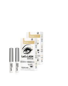 Long4Lashes Eyelash Serum 3 Ml Duo-Pack