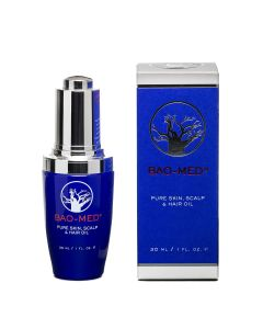 Mediceuticals Bao-Med Pure Skin & Scalp Oil 30 Ml