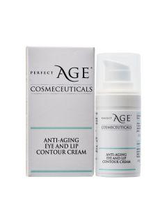 Perfect Age Anti-Aging Eye And Lip Contour Cream 15 Ml