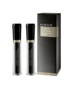 M2 Beauté Eyebrow Enhancer Color & Care Brown 6 Ml Duo Pack