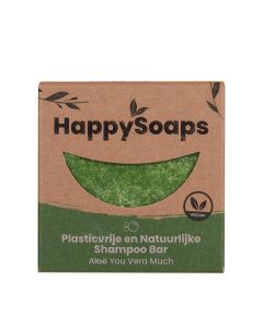 HappySoaps Aloë You Vera Much Shampoo Bar 70 g