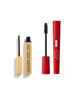 Grande Cosmetics Grandelash Wimperserum 2 Ml Mascara Set