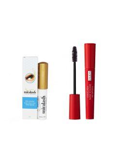 Miralash Eyelash Enhancer Mascara Set