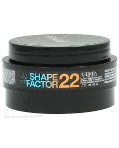 Redken Shape Factor 22 Sculpting Cream Paste 50 Ml
