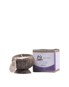 We Love The Planet Coconut Soy Wax Candle Charming Chestnut