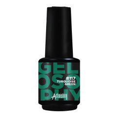 Astonishing Gelosophy #117 Turquoise Green