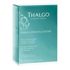 Thalgo Hyalu-Procollagene Wrinkle Correcting Eye Pro Patches 8 X 2 Pcs