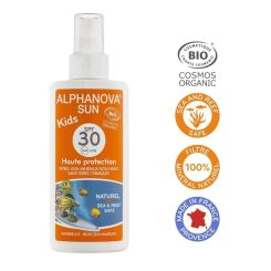 Alphanova Bio Spf 30 Kids Spray 125G