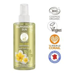 Alphanova Bio Paradise Dry Oil Spray 125Ml