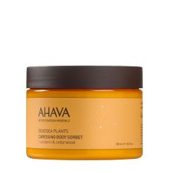 Ahava Caressing Body Sorbet Mandarin & Cedarwood 350Ml