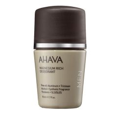 Ahava Men Magnesium Rich Deodorant 50 Ml