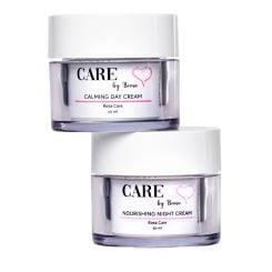 Care By Bema Rosa Care Daycream + Night Cream