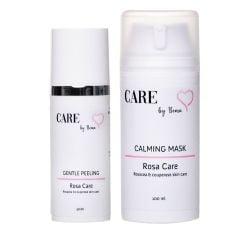 Care By Bema Rosa Care Gentle Peeling 1% + Calming Mask